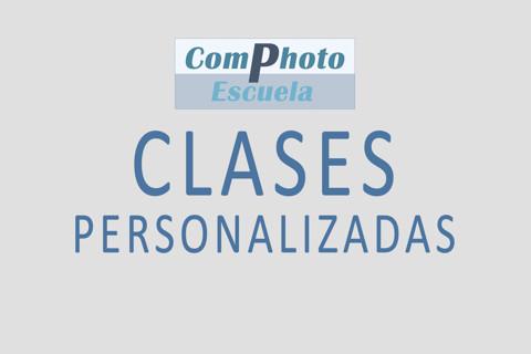 Clases Personalizadas de Fotografía